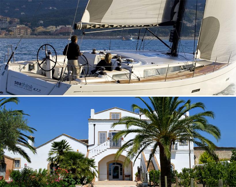 Pacchetto 2gg. Barca + 5gg Masseria